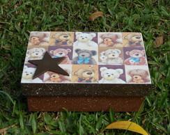 Caixa de ursinho