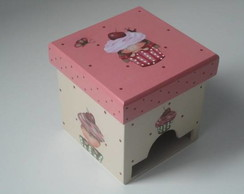 Porta Ch� Cupcake
