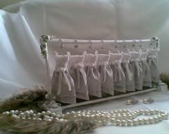 Mini vestido porta sach� perfumado 001
