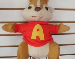 Alvin e os esquilos e Esquiletes .