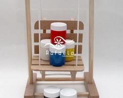 Cadeira de Balan�o para pintar