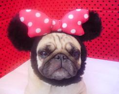 Orelhas de Minnie para Pets