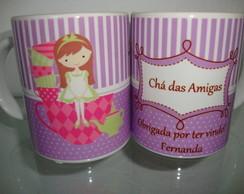 Caneca Ch� das Amigas