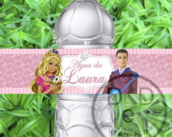 �gua Barbie Castelo de Diamantes