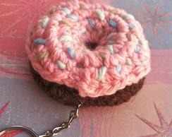 Chaveirinho Donut De Croch�