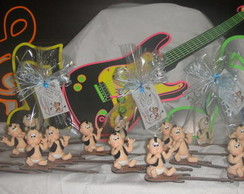 Lembrancinha Baby Rock