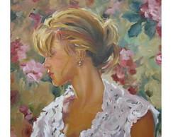 Pintura - Retrato A Partir De  Foto