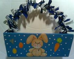 Cachep� de coelho-azul