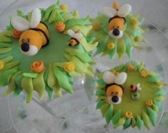 Festa Abelhinhas (mimos e decora��o)