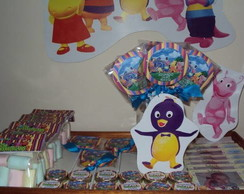 KIT FESTA BACKYARDIGANS!!