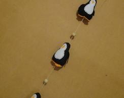 Pingente de pinguim