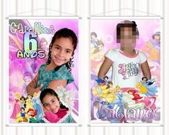 Banner - Princesas