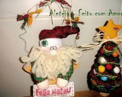 Projeto -  Estrela Pap + �rvore de Natal