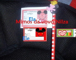 Kit Festa da Minnie ou do Mickey