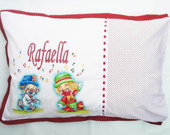 Capa de travesseiro Patai Patat�