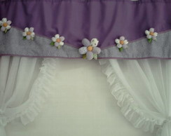 Cortina Flores♥