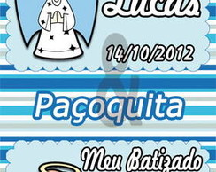 R�tulo Pa�oquita Personalizada