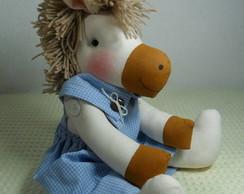Boneco de Pano - Cavalo