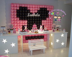 Decora��o Personalizada Minnie