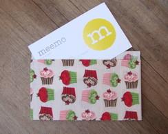 porta-cart�o cupcake