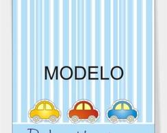 Novos modelos de Bloquinho lembrancinha
