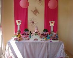 Festa das Princesas Disney - decora��o
