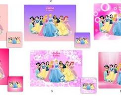 Princesas Disney Jogo Americano