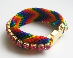 Pulseira Boho Chic - do