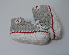 T�nis All Star Baby Cinza