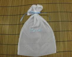Saquinho para maternidade - voal