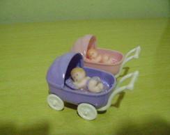 lembrancinhas beb� no carrinho