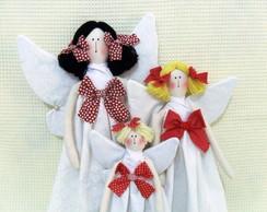 Boneca de Pano - Fadinhas