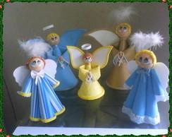 anjos de eva