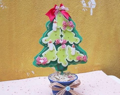 Arvorezinha de Natal Mesa