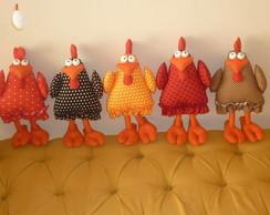 galinhas pintadas