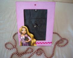Porta Retrato Rapunzel