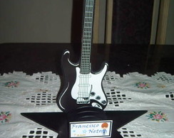 Guitarras em MDF