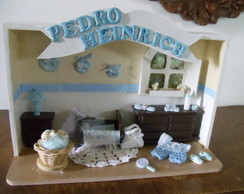 Quartinho Miniatura do Pedro