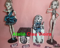 LEMBRANCINHA FRANKIE MONSTER HIGH