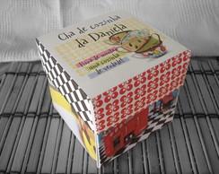 Convite de Ch� de Cozinha cx c/ 15