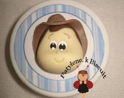 Latinha Decorada WOODY Toy Story
