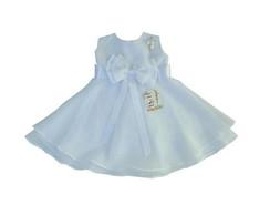 Vestido Infantil em Laise Branco 26D09E