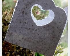 Forminha em papel semente