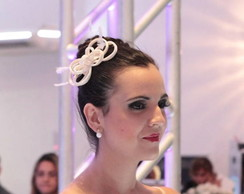 Fascinator La�o Off-white