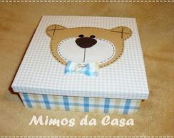 Caixa Maternidade Urso