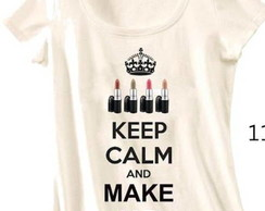 Camiseta Keep Calm 3