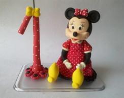 Topo de Bolo da Minnie*