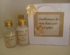 Kit Hidratante + Sabonete + Sacolinha