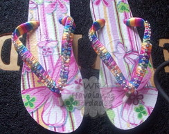 havaiana strass color