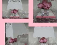Kit beb� tulipas rosa